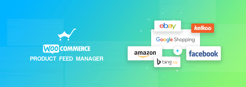 WooCommerce Product Feed Manager