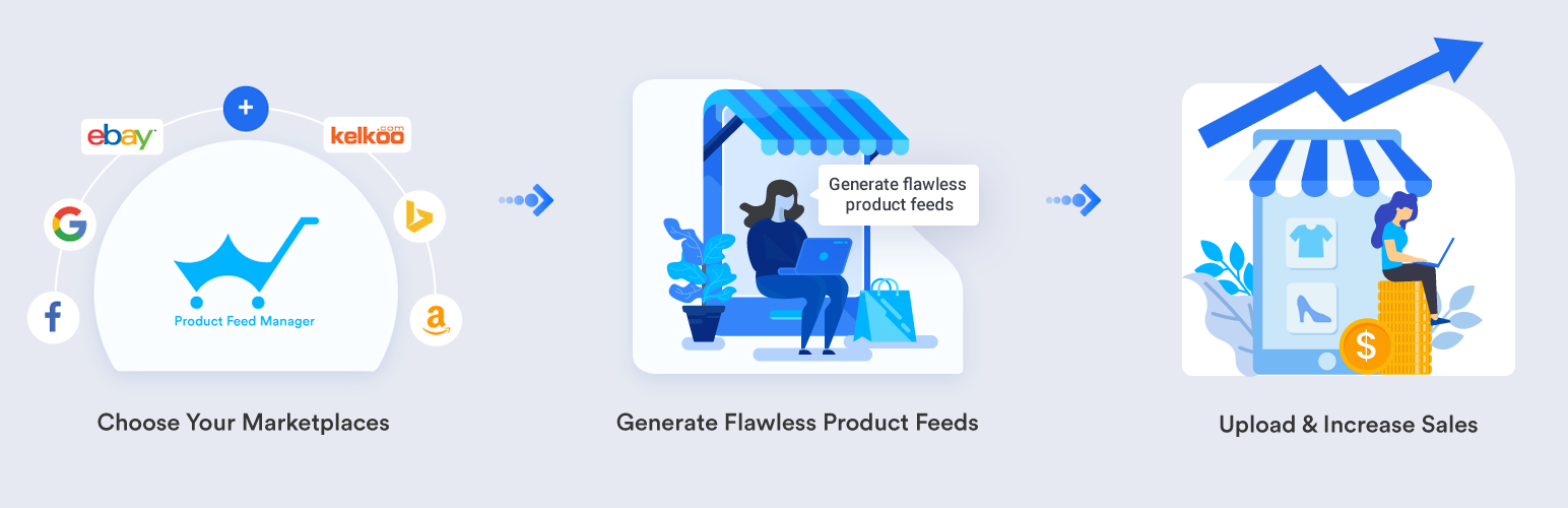 WooCommerce Product Feed Manager Repo banner