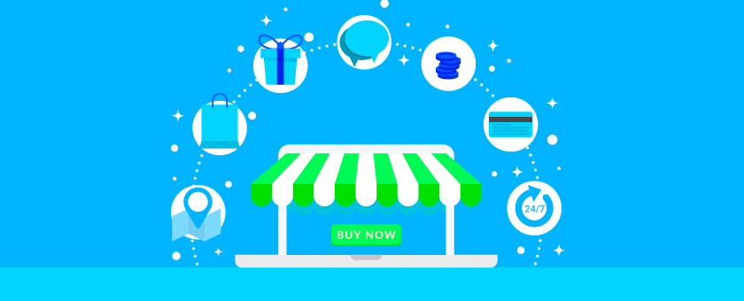 WooCommerce Products to Google Merchant Shop