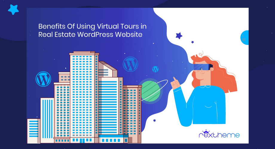 5 Important Benefits Of Virtual Tour In Real Estate WordPress Website