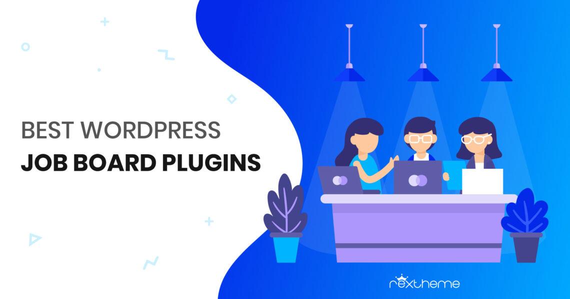 5 Best WordPress Job Board Plugins [2019]
