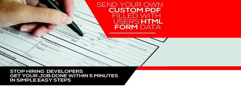 Form Generating PDF