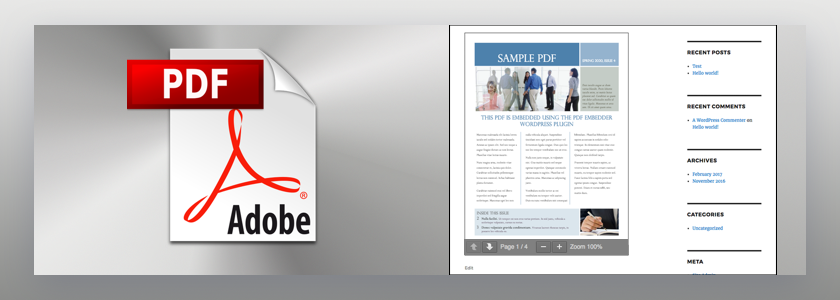 10 Best WordPress PDF Plugins » RexTheme