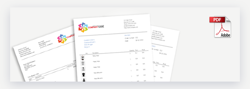 5. WooCommerce PDF Invoices & Packing Slips