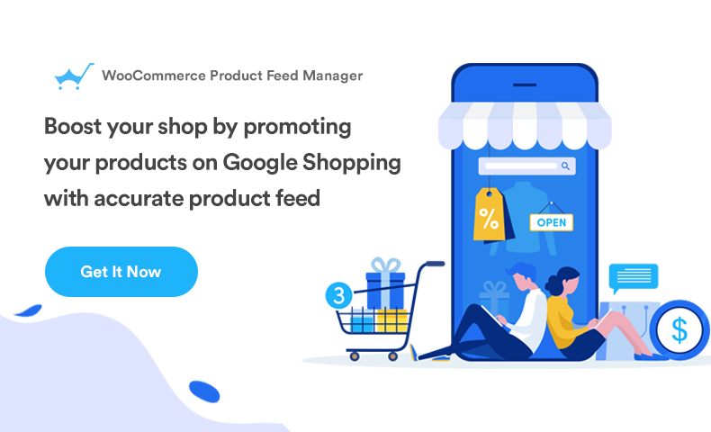WPFM for Google Shopping product feed