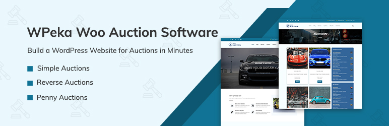 Woo Auction Software