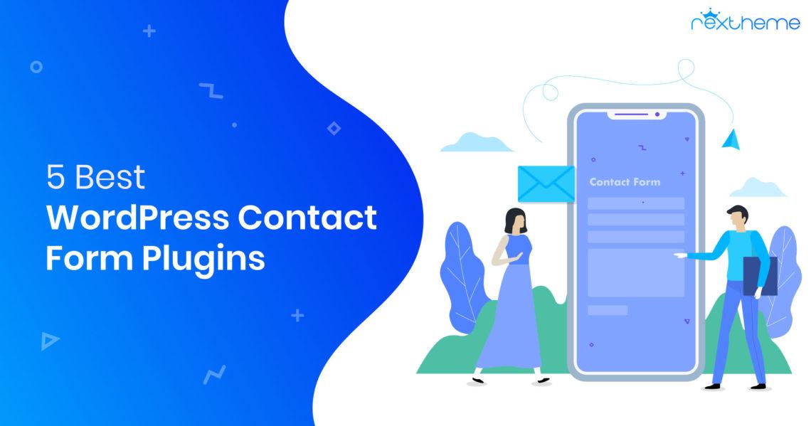 5 Best WordPress Contact Form Plugins [2019]