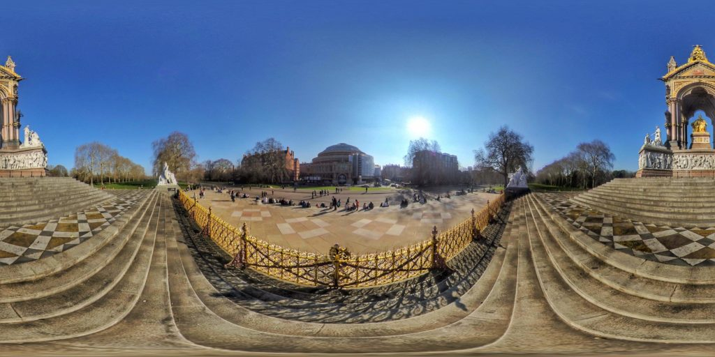 360 panoramic image