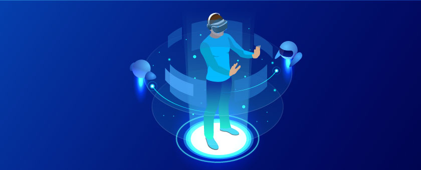 Collaborative VR