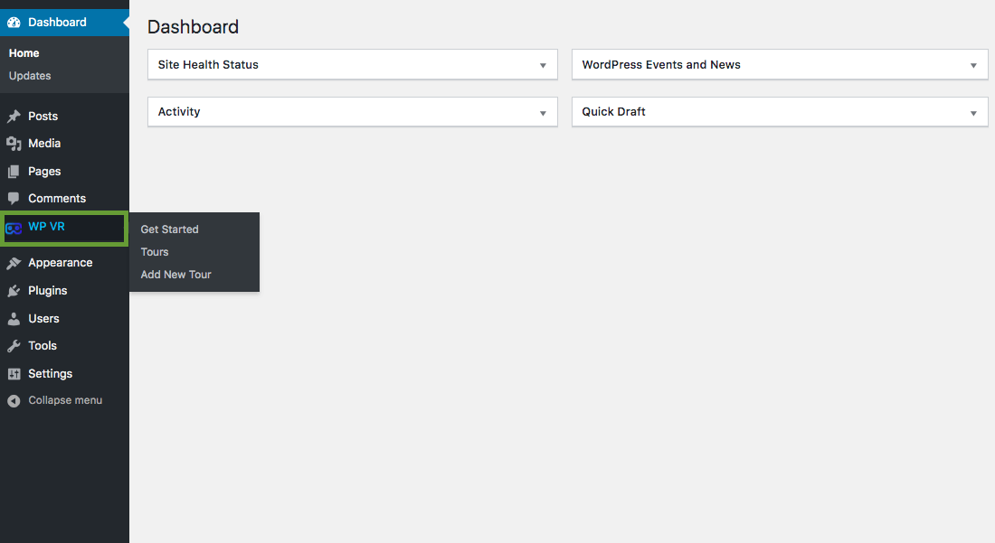 WPVR Installed