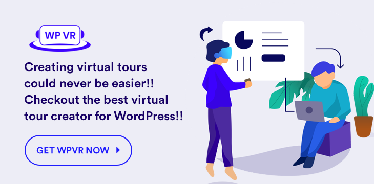 Create virtual tours with WPVR