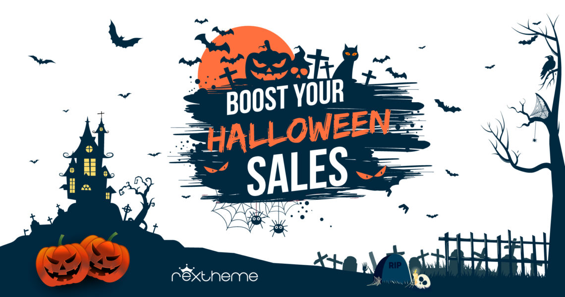 How To Boost Sales As An Online Halloween Store This October [2019]