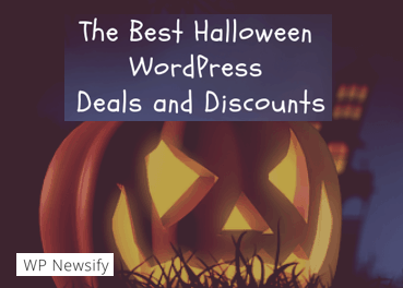 WPNewsify for halloween
