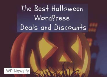 WPNewsify for halloween