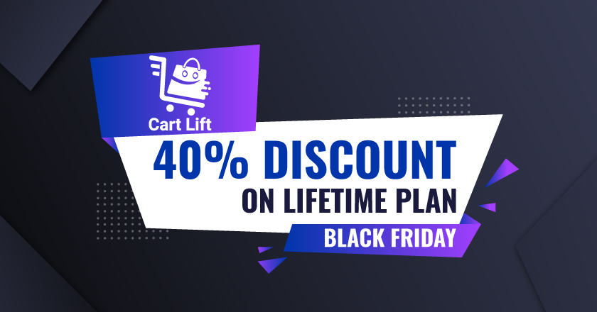 Cart Lift Black Friday Banner