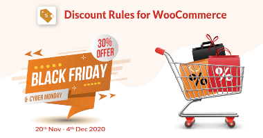 Discount Rules for WooCommerce BFCM Deal