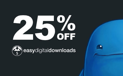 Easy Digital Downloads Banner