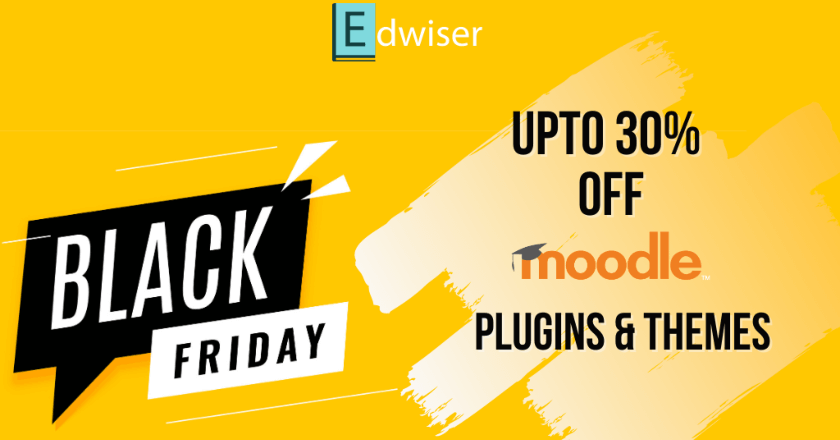 Edwiser Black Friday Banner