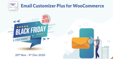 Email Customizer Plus for WooCommerce BFCM Deal
