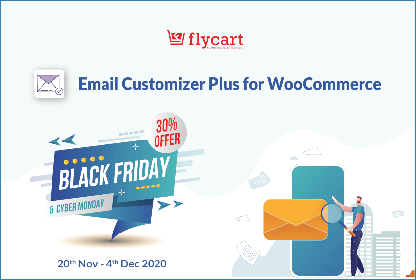 Email Customizer Plus for WooCommerce BFCM Banner
