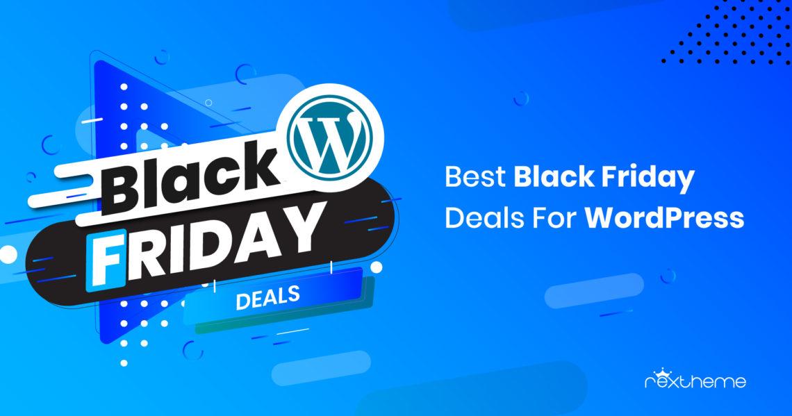 Best Black Friday Deals And Discounts – WordPress [2019]