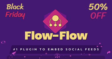 Flow Flow Black Friday Deals
