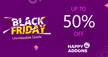 Best Cyber Monday And Black Friday Deals For WordPress Page Builders [2020] 1