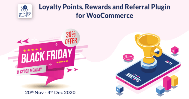Loyalty Points and Rewards for WooCommerce BFCM Deal