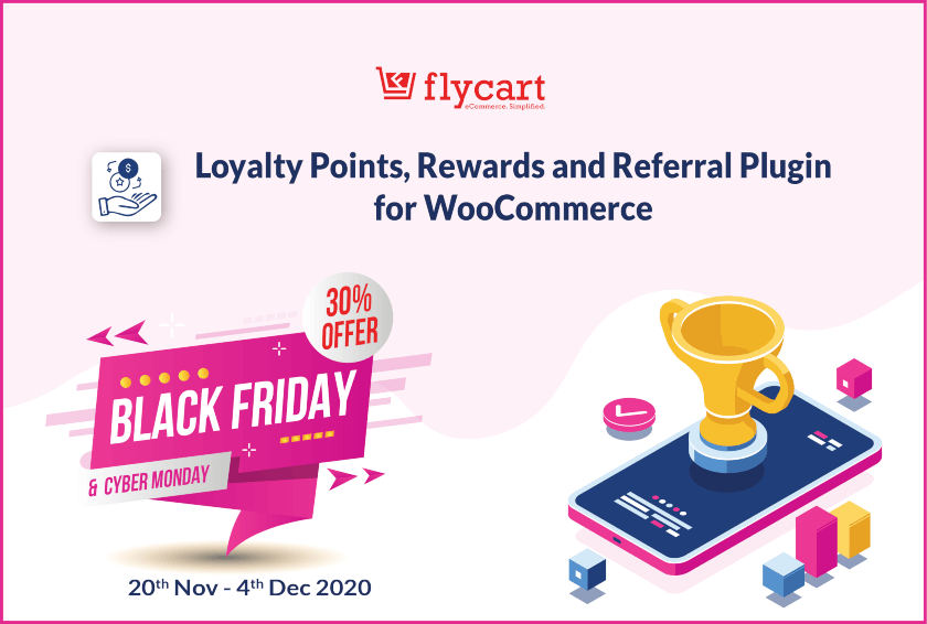 Loyalty Points and Rewards for WooCommerce BFCM Banner
