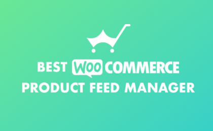 WooCommerce Product Feed Manager Black Friday Discount