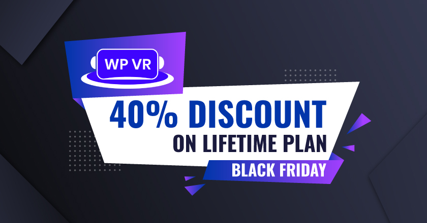 WPVR Black Friday Banner