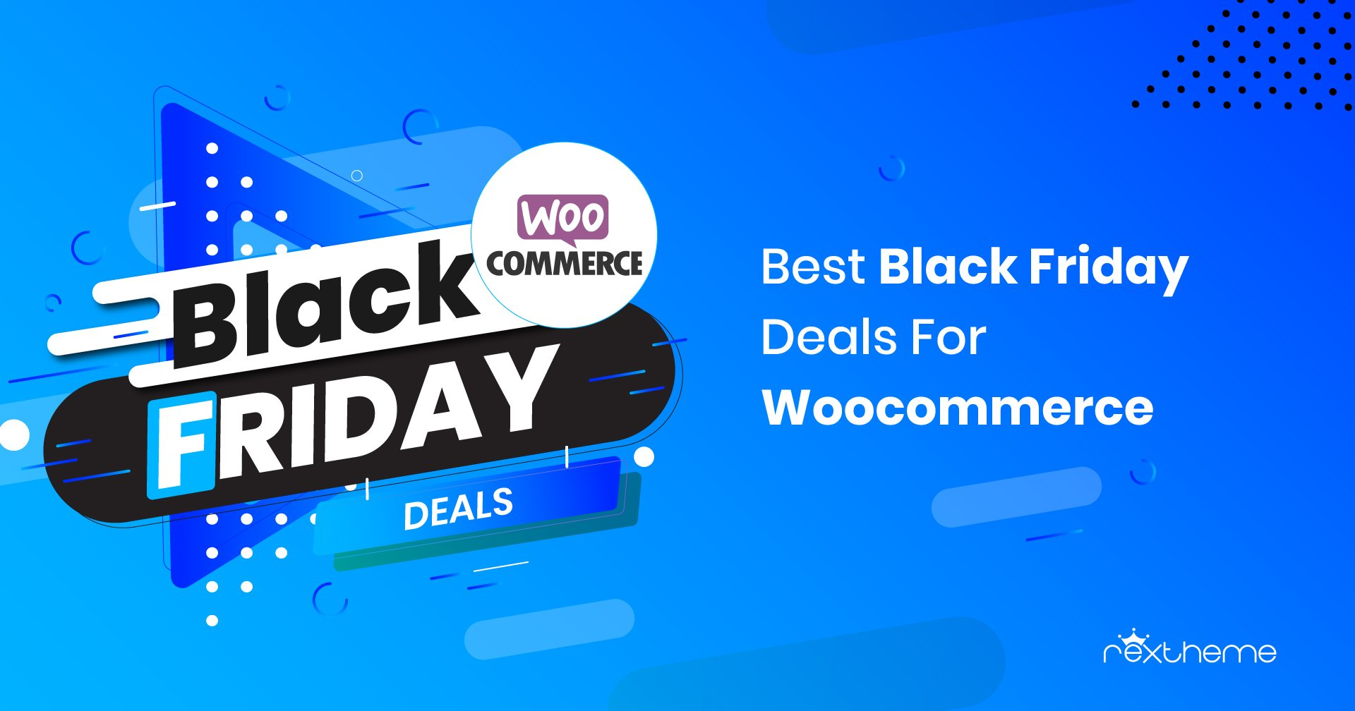 Huge WooCommerce Black Friday Discount Deals [2019]