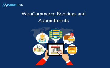 WooCommerce Booking and Appointments Banner