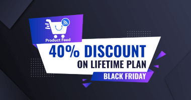 WooCommerce Product Feed Manager - Black Friday Deal