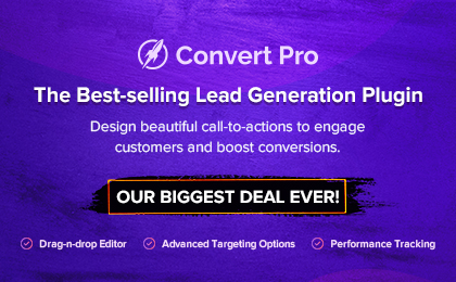 Convert Pro Banner