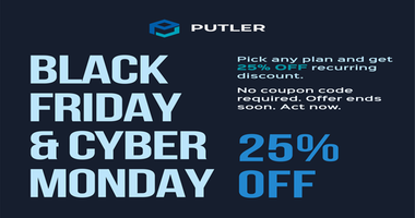 Putler Black Friday Deals