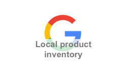 Google Local product inventory