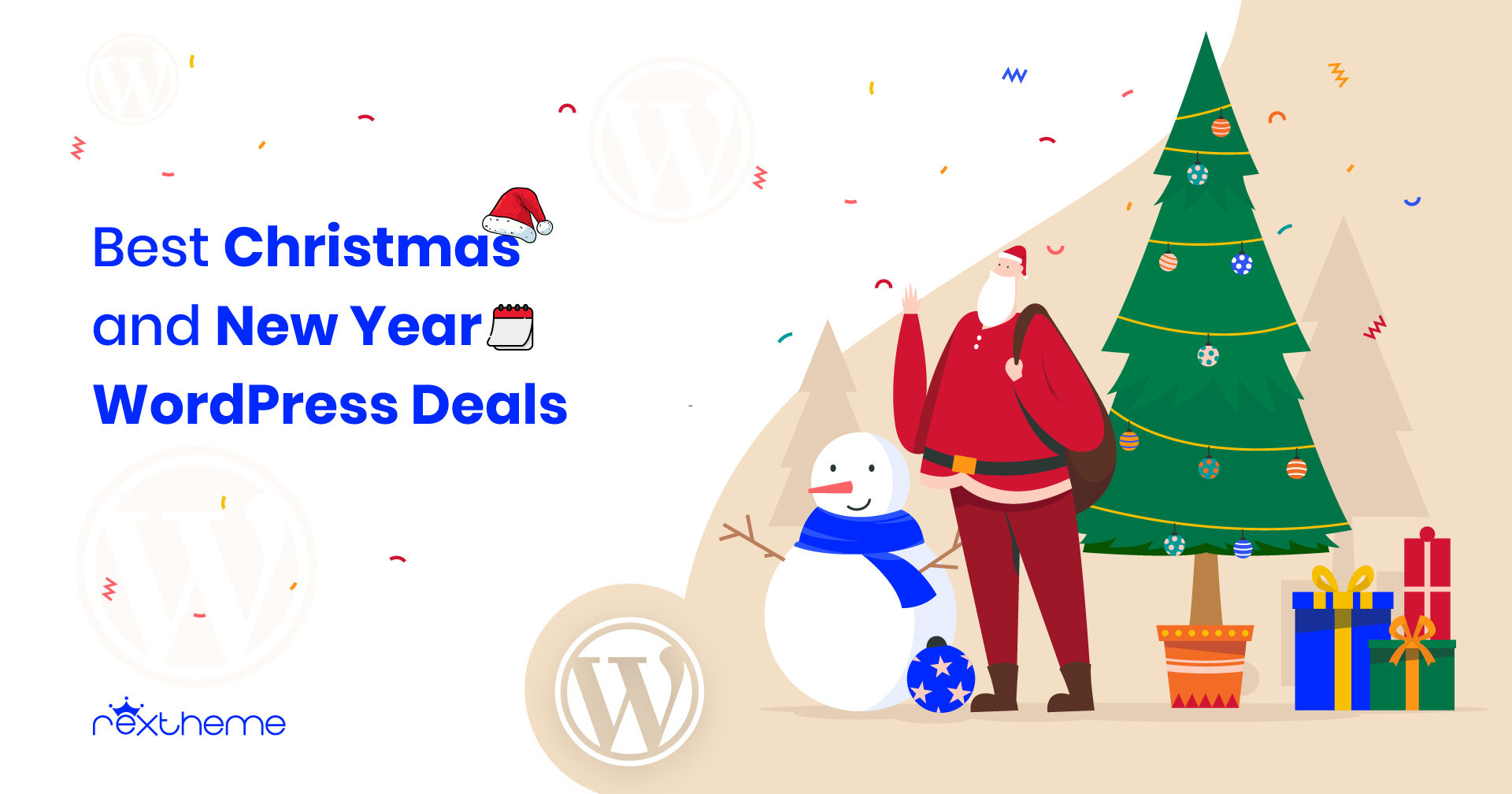 Best Christmas Deals And Discounts – WordPress [2019]