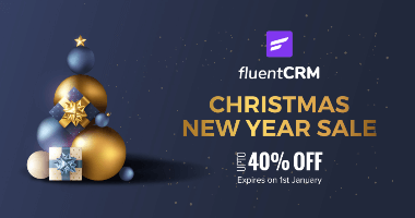 FluentCRM Christmas Deals