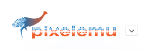 Pixelemu Logo
