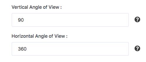 Angle of View