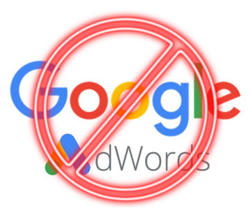 No Google Ads - Google Country Codes