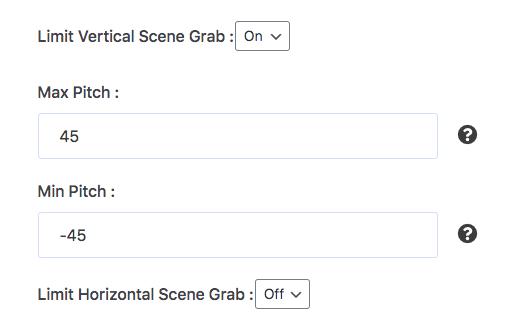 Limit Scene Grab