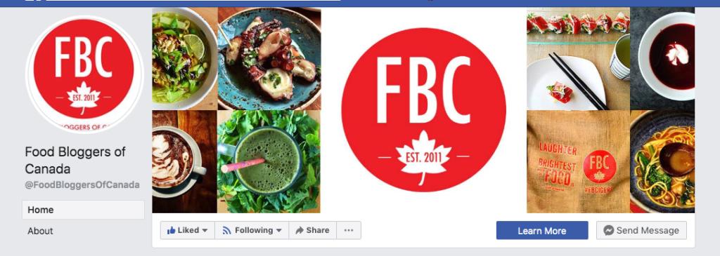 Food Blogger On Facebook