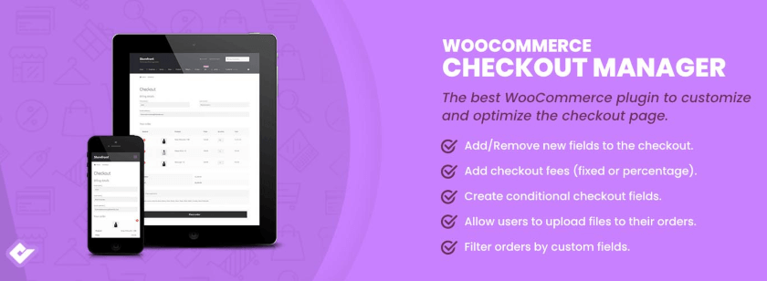 WooCommerce Checkout Manager