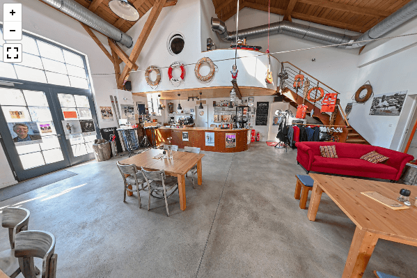 Fischhalle Center Virtual Tour