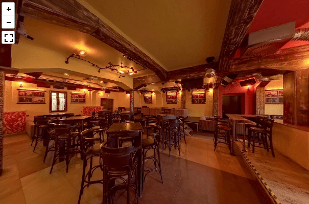Klubar Gastropub Virtual Tour