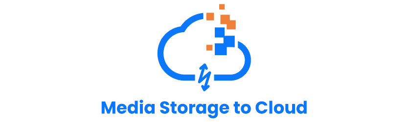 Media Storage to Cloud Banner