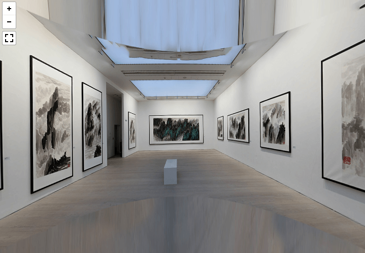 Mao Jianhua Art Gallery Virtual Tour