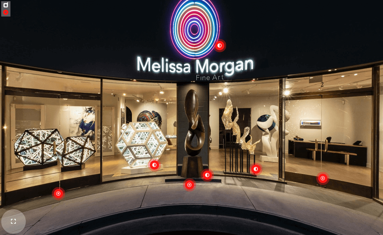 Melissa Morgan Entrance Tour